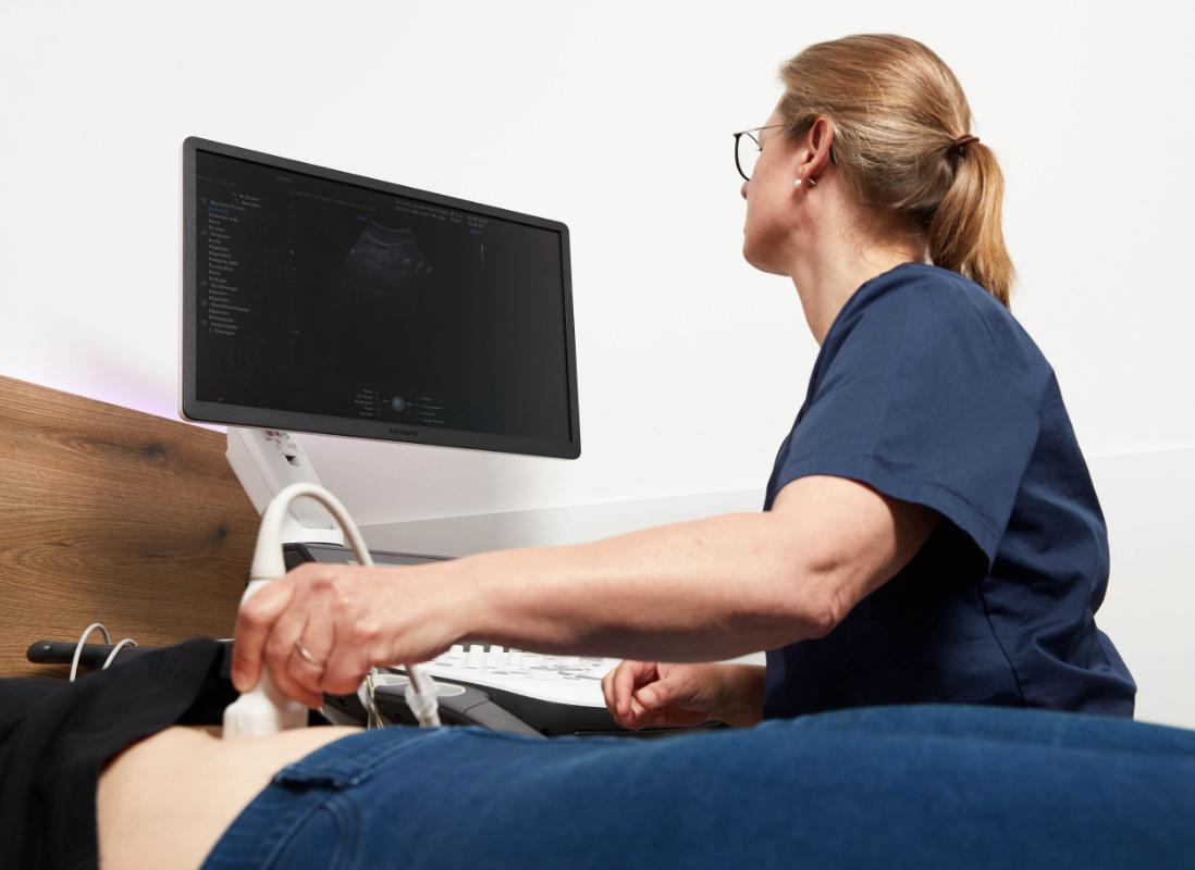Ultraschalluntersuchung Dr. Pahlke